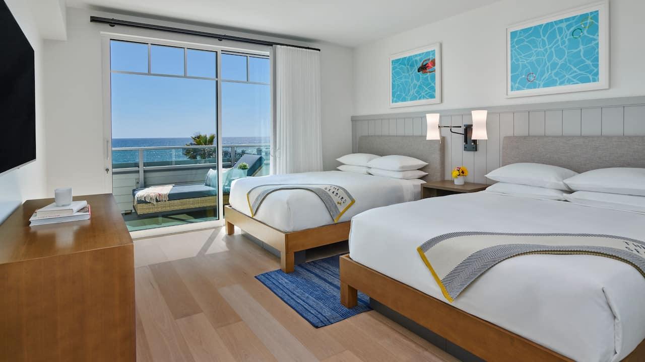 Two Queen ADA Estate Suite