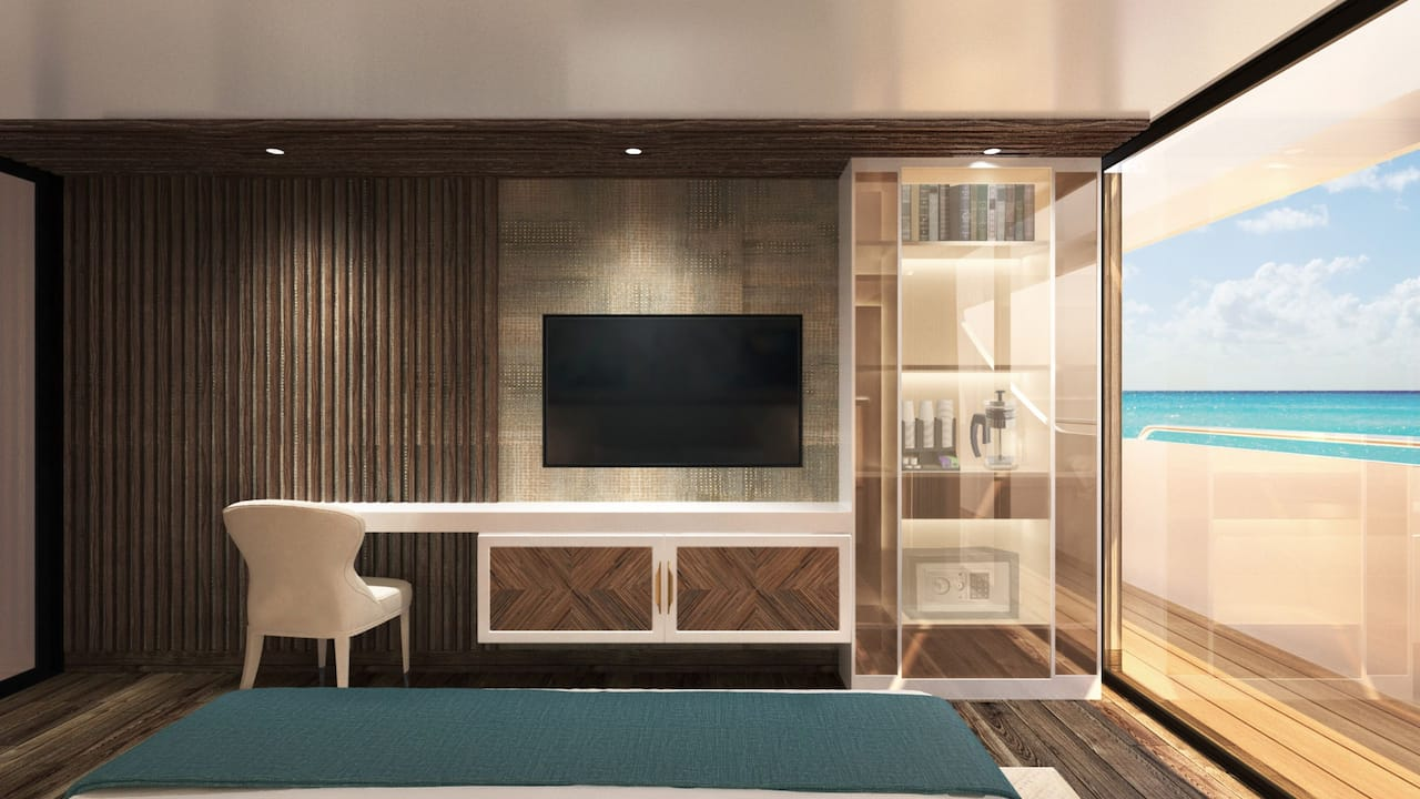 Veranda Luxury Stateroom