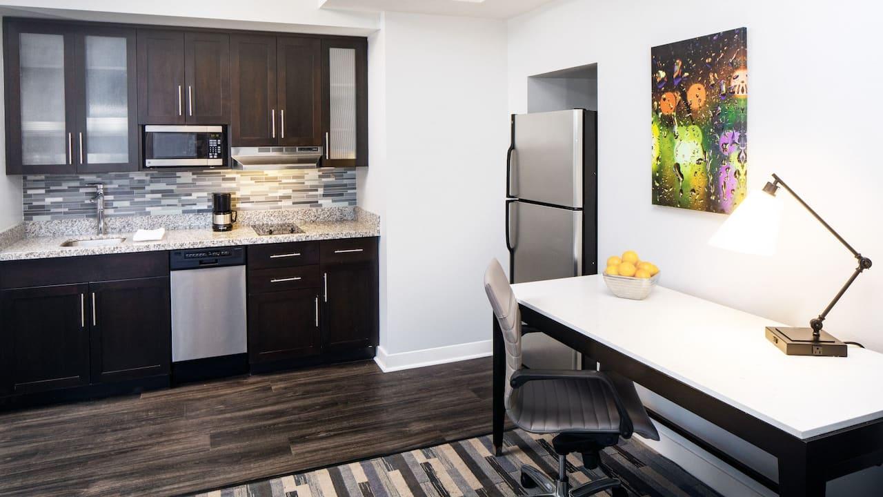 Studio King Kitchen