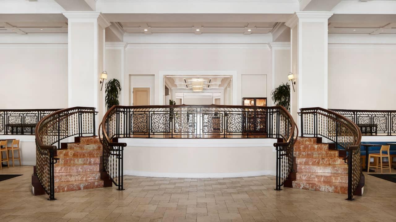 Belvedere Staircase