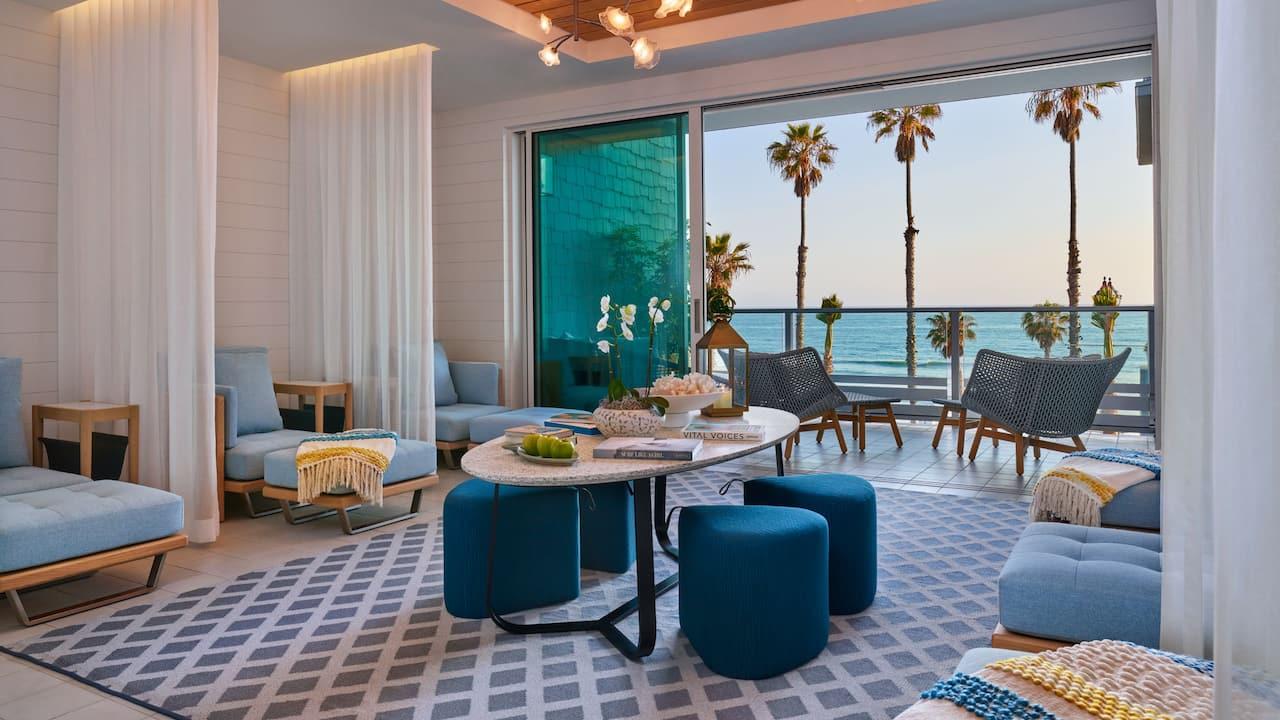 The Seabird Resort,  Sunny's Spa and Beauty Lounge