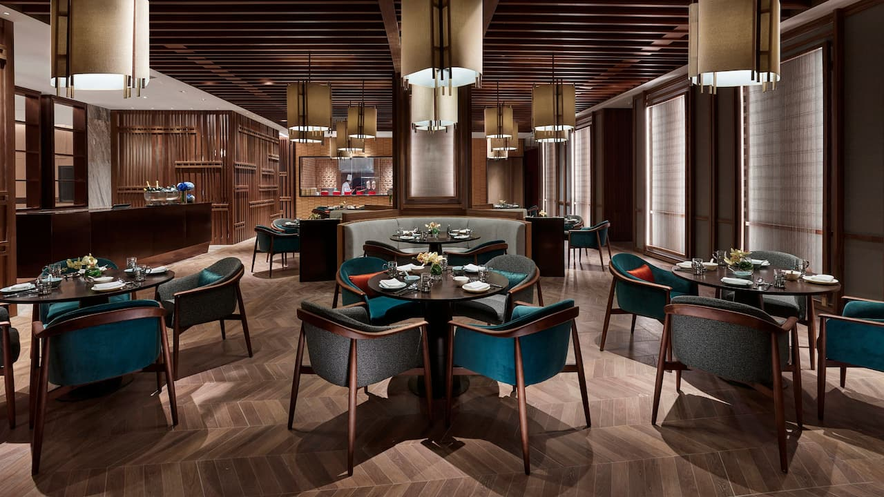 Xiang Yue Dining Area