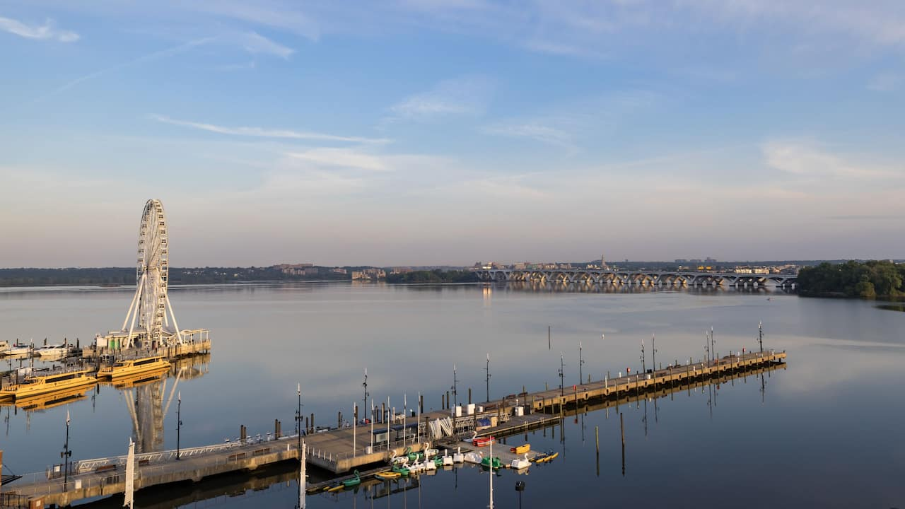 National Harbor View