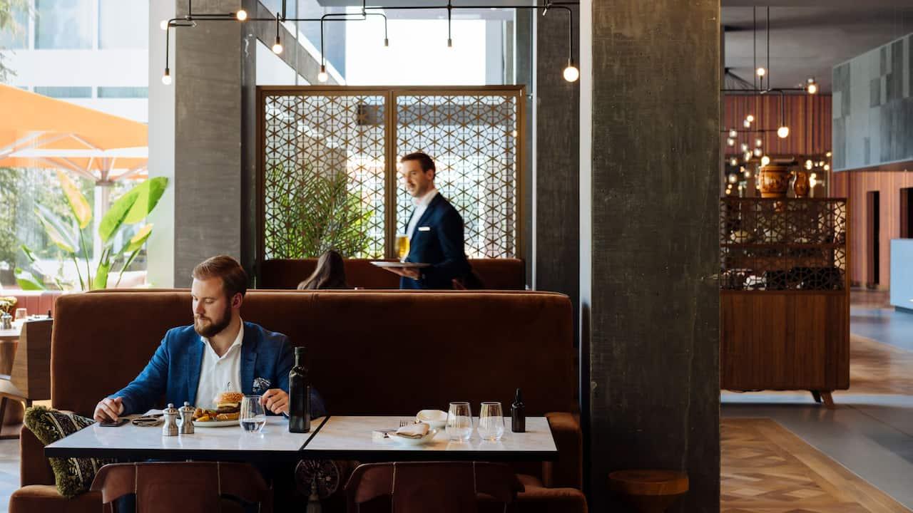 Hyatt Regency Zurich Airport The Circle Restaurant Babel