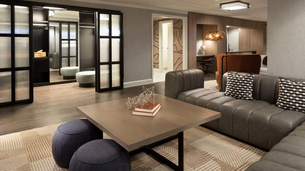 Suite in San Antonio, Texas