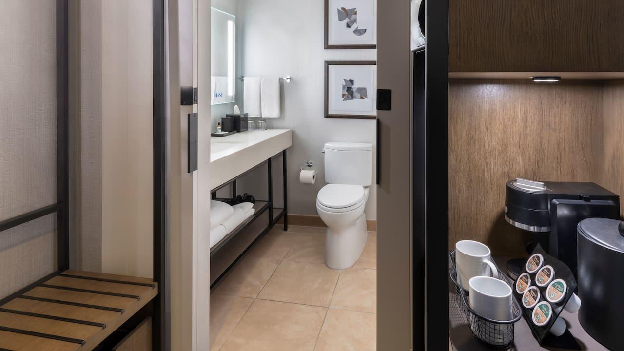 Premier Bathroom View