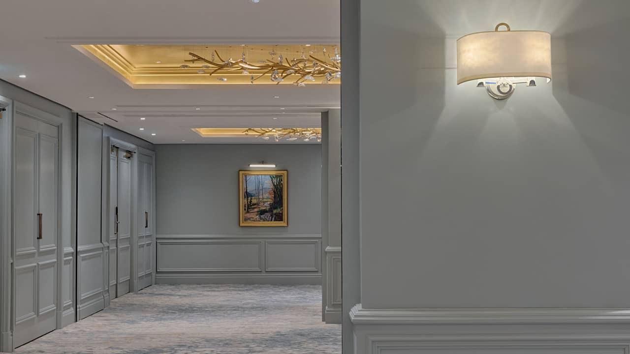 Meeting room at Hyatt Regency London The Churchill