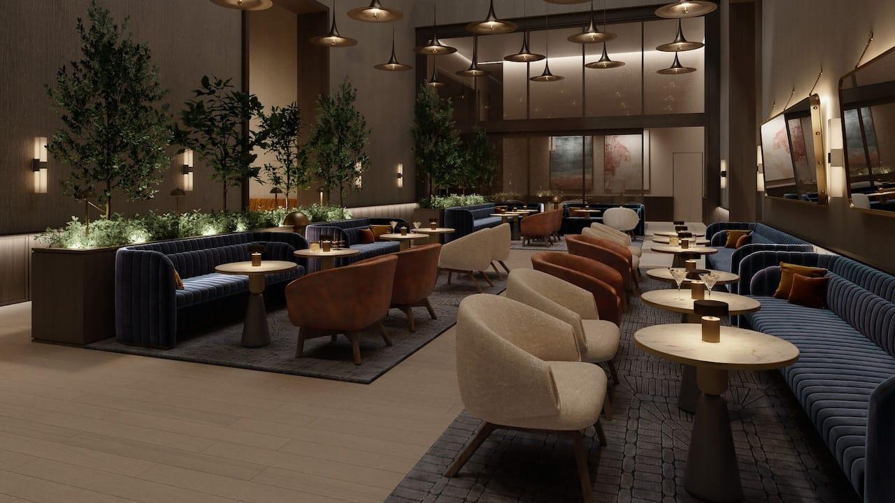 Lobby Atrium View