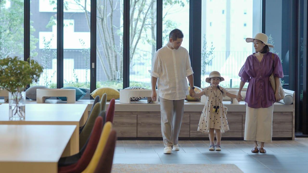 Hyatt House Kanazawa Family at Lobby