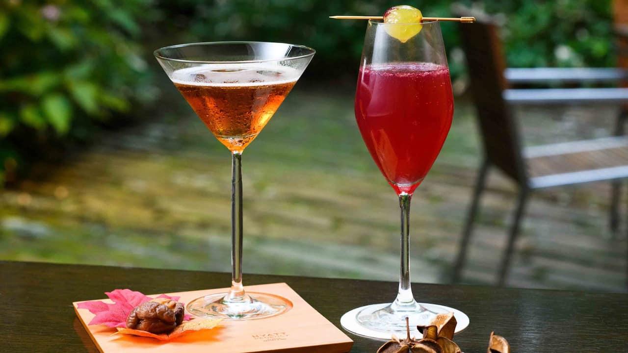 Hyatt Regency Hakone Resort & Spa  Living Room Cocktail&Mocktail