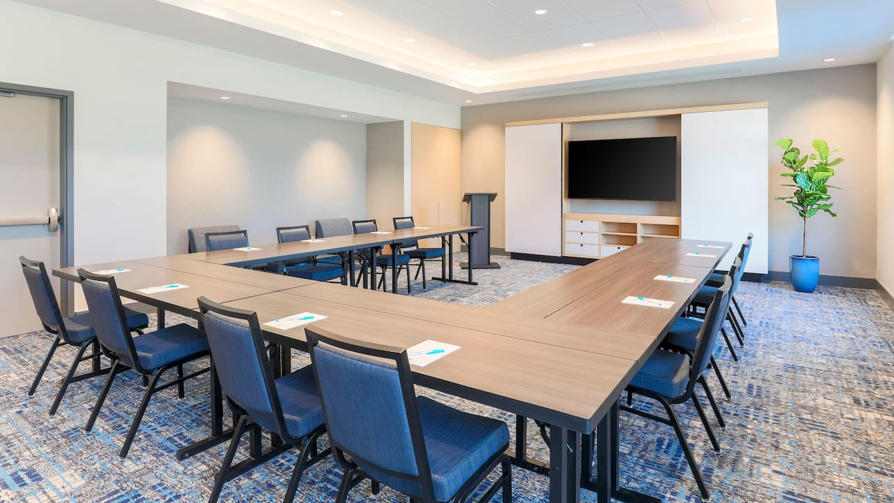 Hyatt House Davis Meeting Space