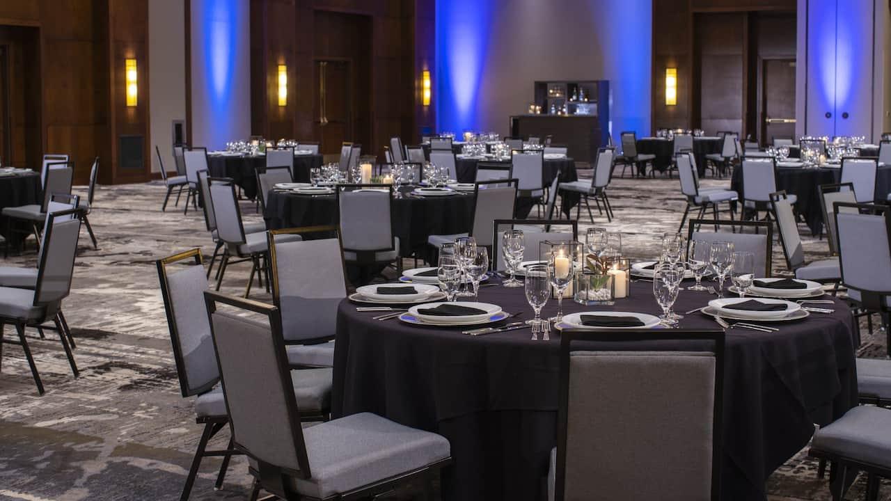 Oakdale Ballroom Banquet Dinnerware