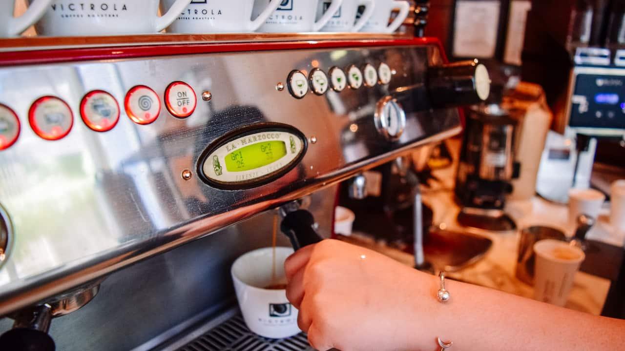 O8Bagelshop Blazing Espresso