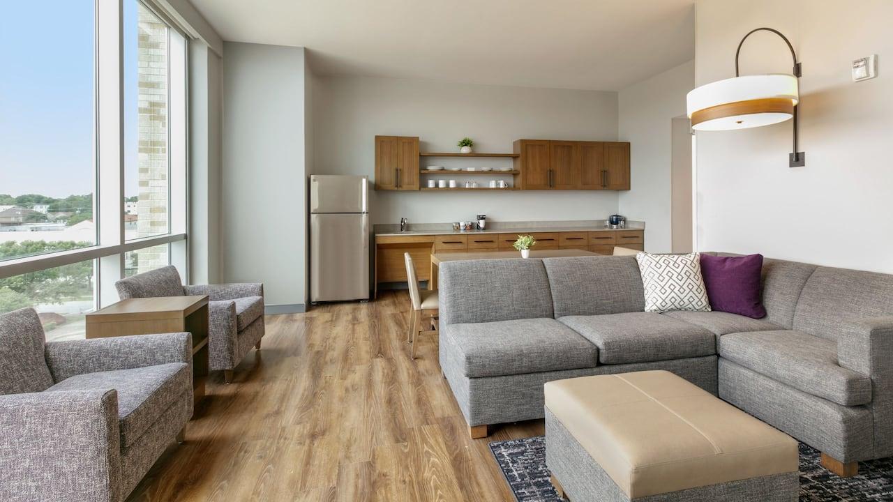Accessible Standard Suite