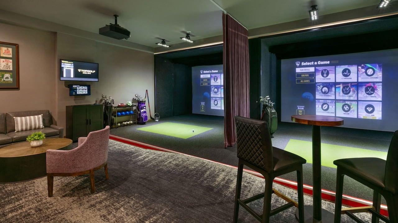Golf Swing Suites