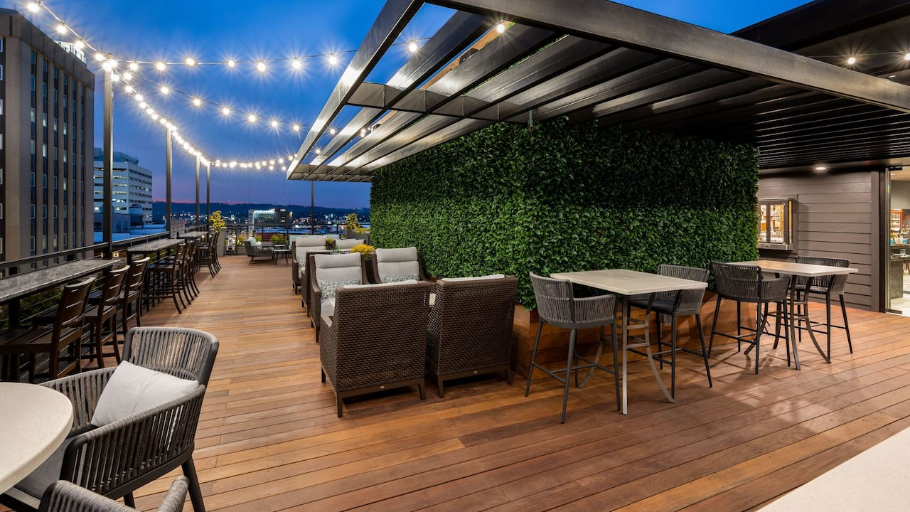 Five Thirty Rooftop Gay Street