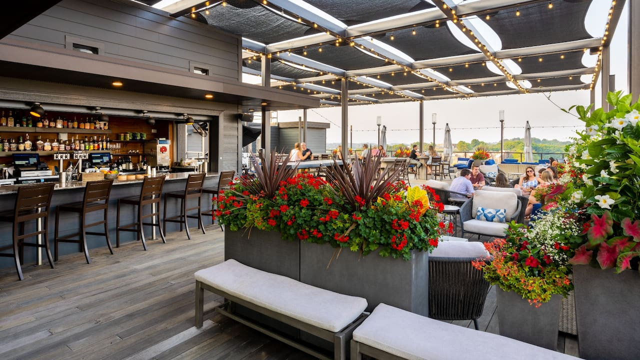 Five Thirty Rooftop Terrace Daytime