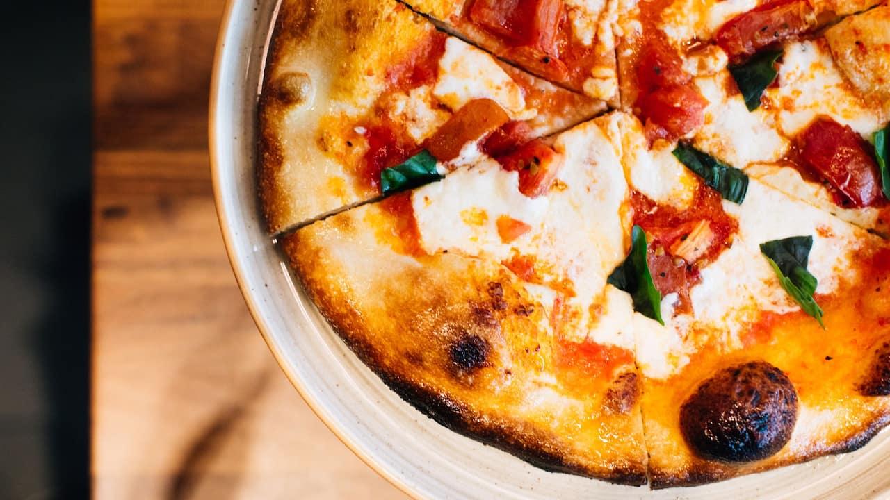 Andare Margherita Pizza