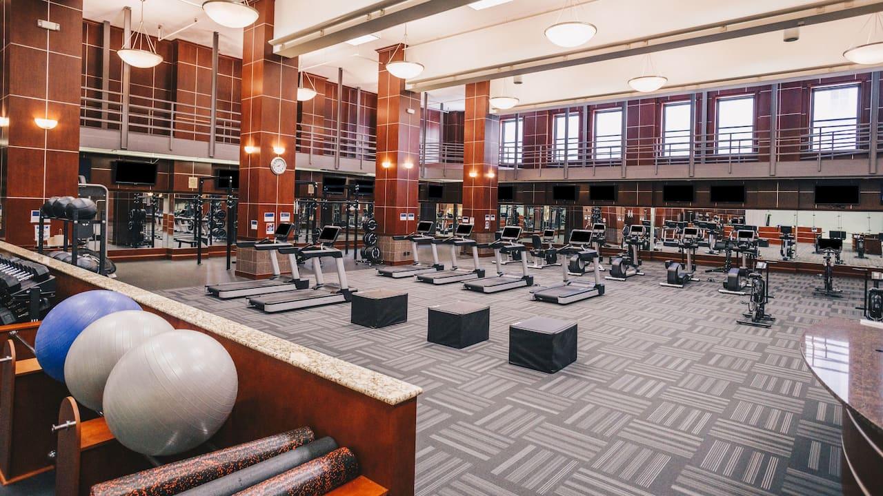 Hyatt Centric Lifestyle Recreation Running
