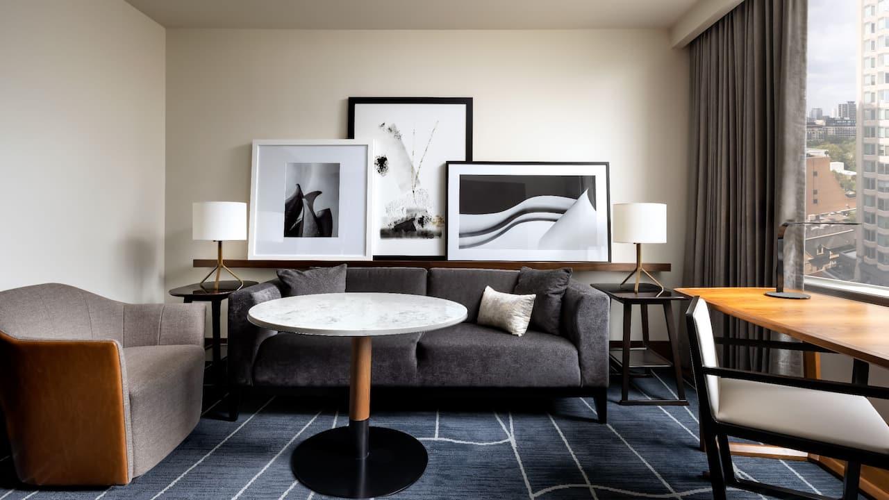One Bedroom Suite High Floor