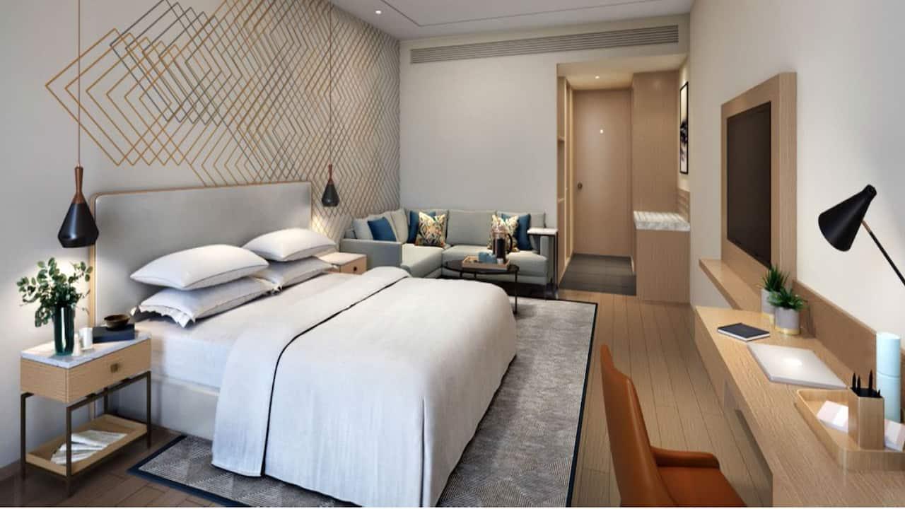 Hyatt Place Vadodara King Room