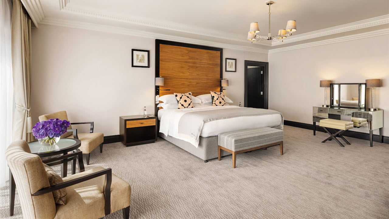 Premium Balcony Suite Overview