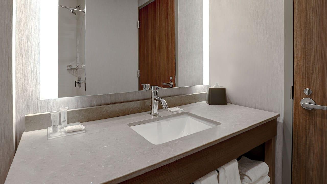 Standard Bathroom Sink