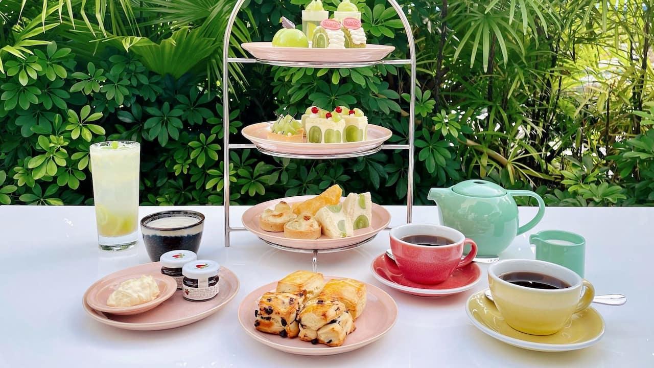Tea-cation