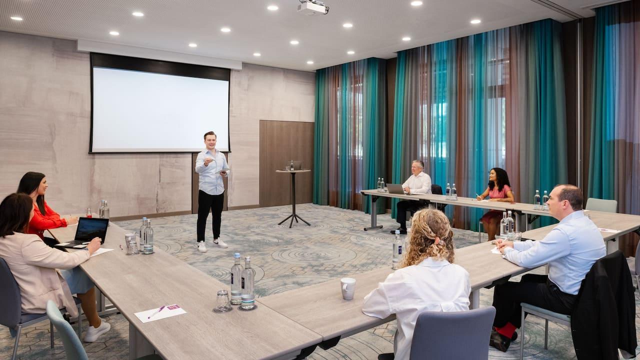 Meetings at Hyatt Place Frankfurt Airport