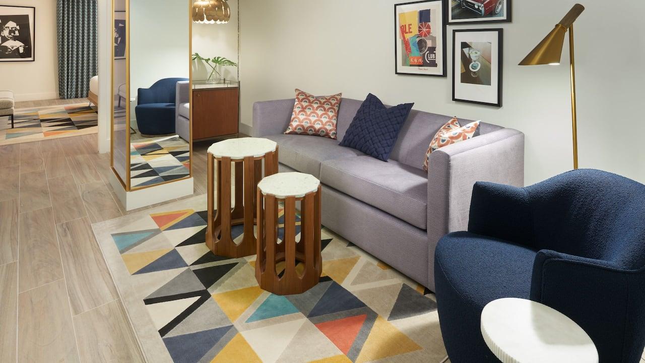 Miami Suite Series 10 Living Room