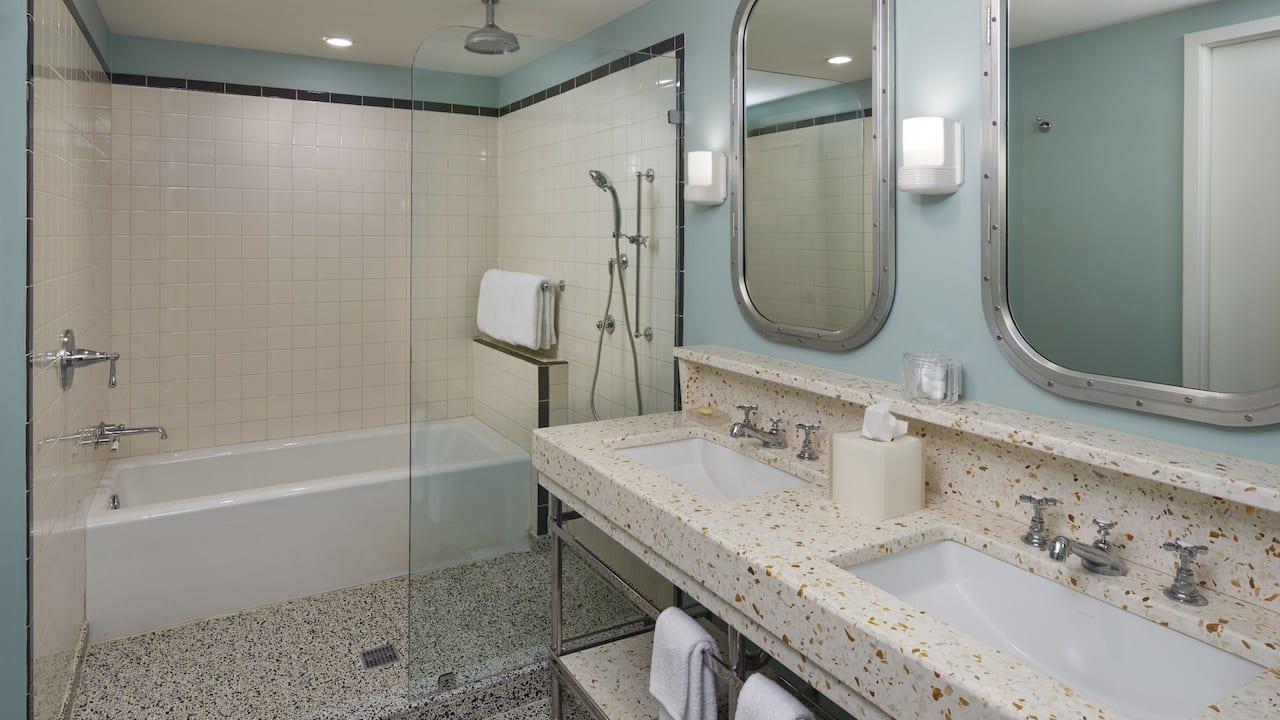 Miami Suite Series 10 Bathroom