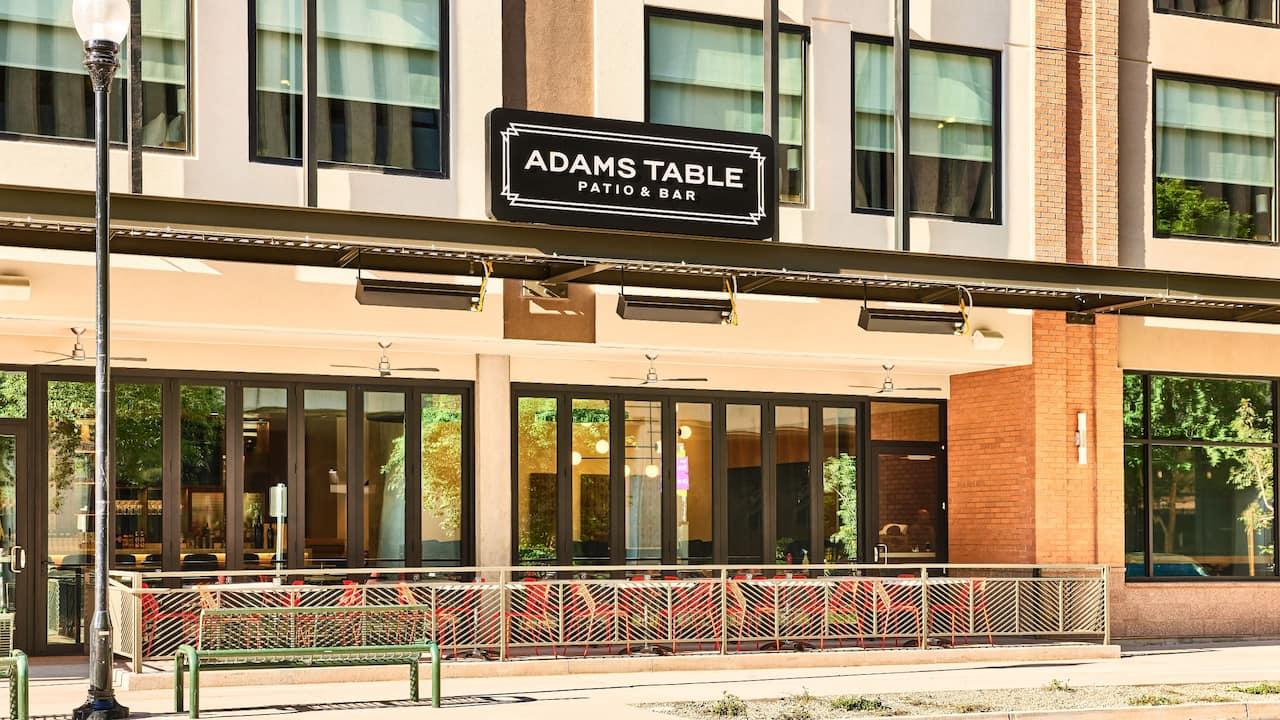 Adam Stable Street View