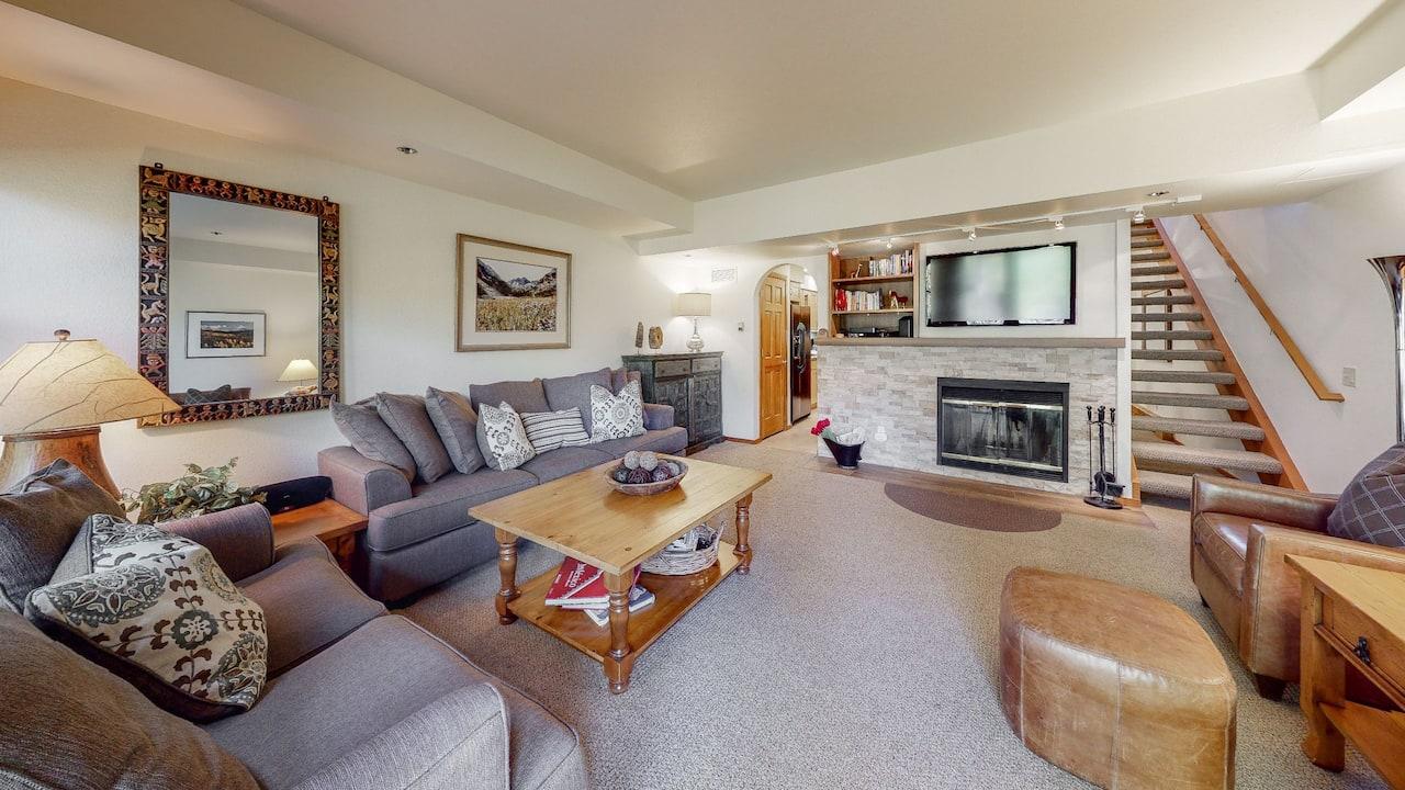 Residence 38 Living Room